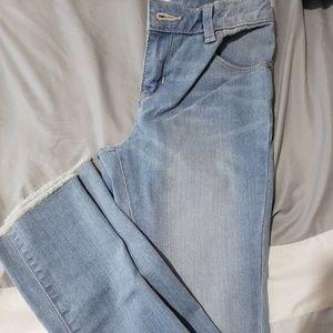 Crazy 8 girls denim jeans
